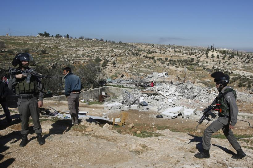 Israel Building More Settlements In West Bank: Report