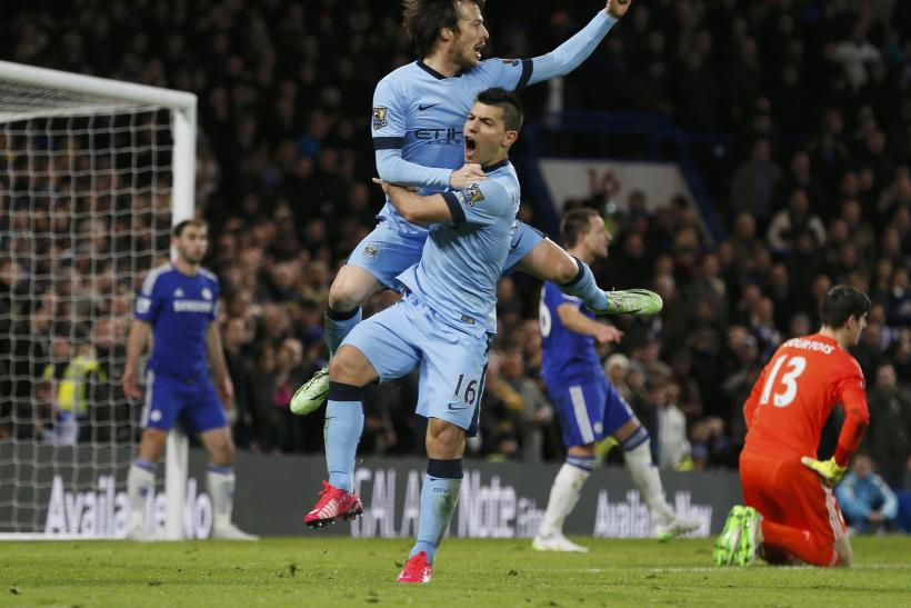VIDEO Chelsea 1-1 Manchester City: Highlights, Goals; Silva And Rémy Score In Premier League Title Showdown