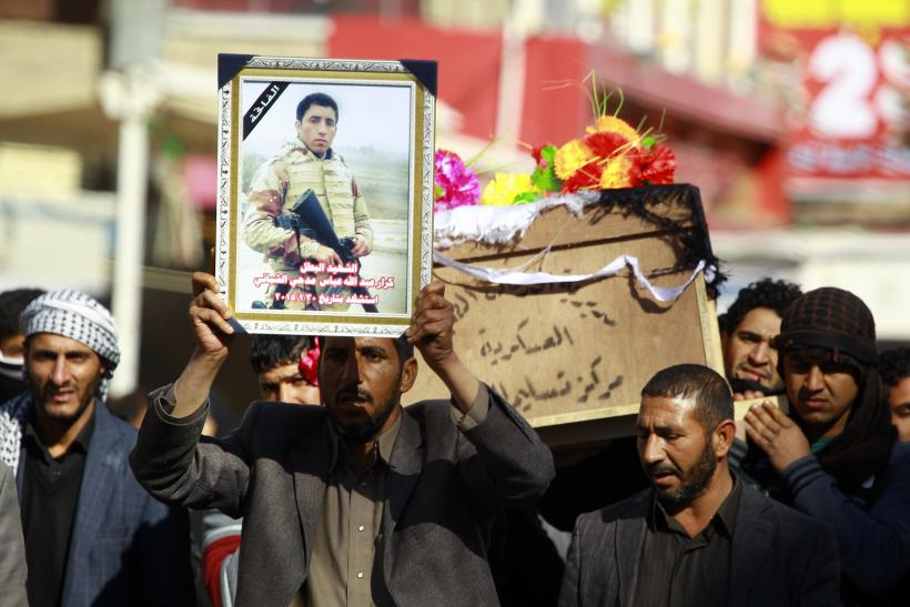 At Least 1,375 Iraqis Killed In January, UN Reports