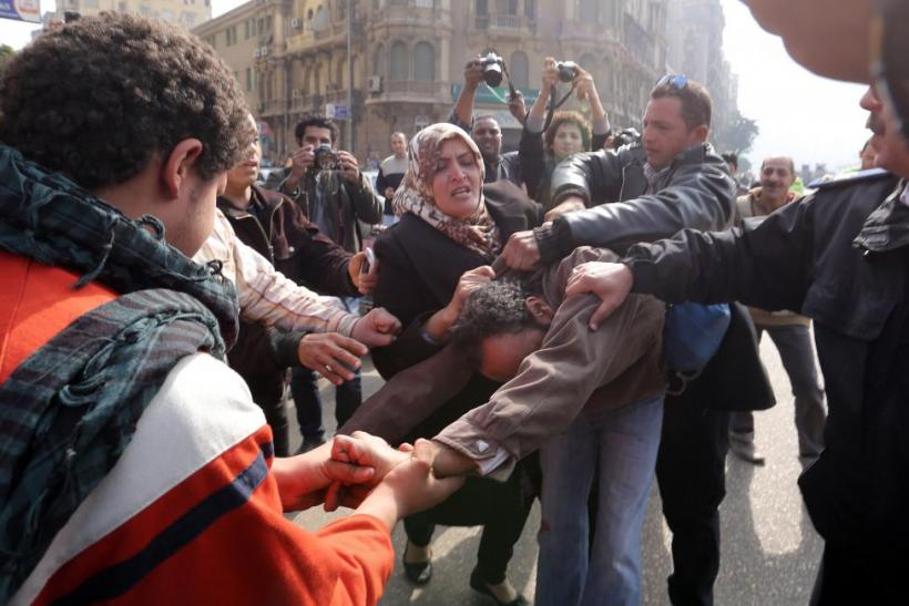 Egypt 'Covering Up' Protest Deaths, Human Rights Group Says