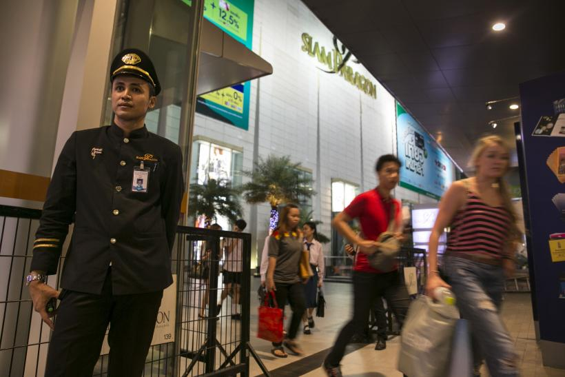 Bombs At Luxury Mall Rattle Tense Bangkok