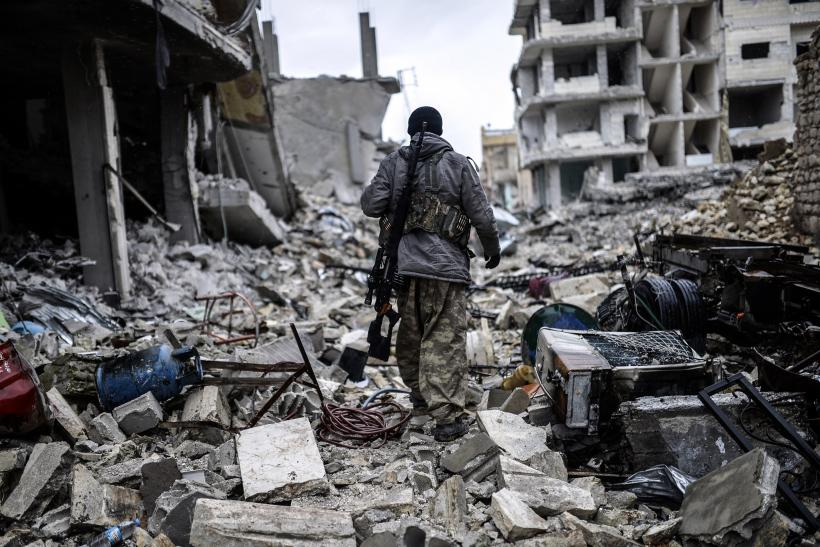 Syria Aims To 'Flush Out All Terrorists' In 2015, PM Says
