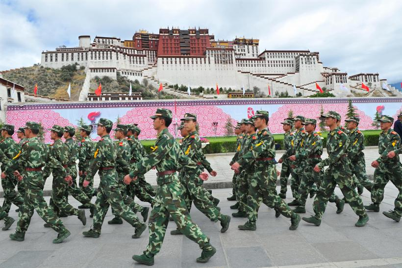 China's Tibet To Reward Tips On 'Terror Attacks'