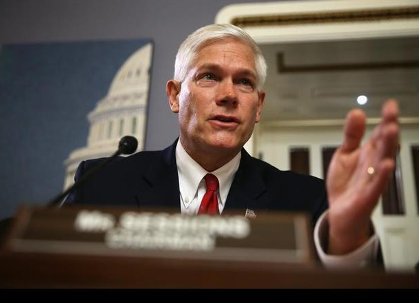 Illegal Immigrants 'Every Day' Are 'Murdering Americans,' Pete Sessions Says