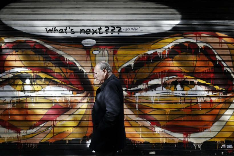 Greek Bailout Proposal Triggers Anti-Government Protests In Athens