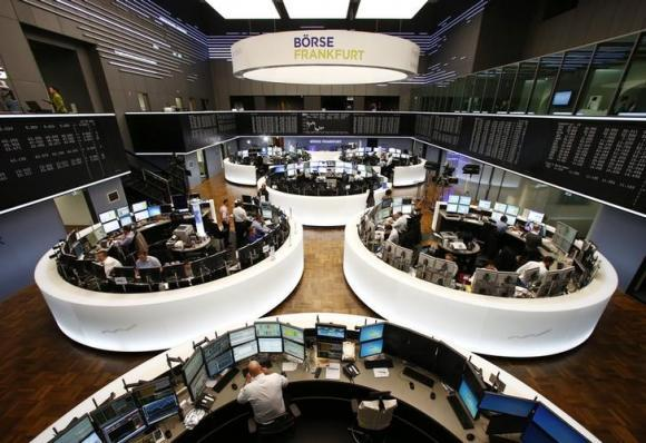European Shares At Fresh Seven-Year High As ECB QE Nears