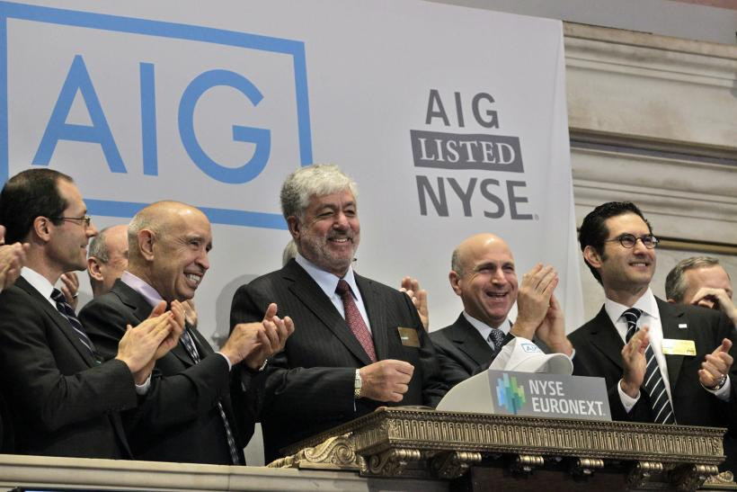 Former AIG CEO Robert Benmosche Has Died
