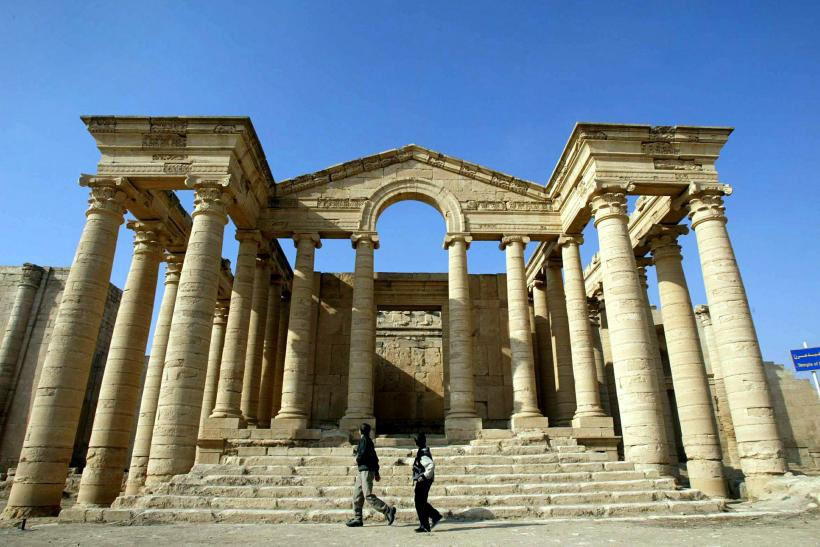 ISIS Destroys Artifacts At Iraq Museum: Islamic State Destruction Of Ancient Statues In Mosul Is A 'War Crime,' UN Says