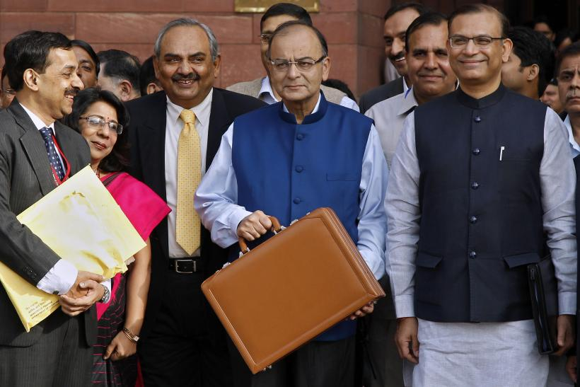 India Unveils Federal Budget, Finance Minister Says Country 'Is About To Take Off'