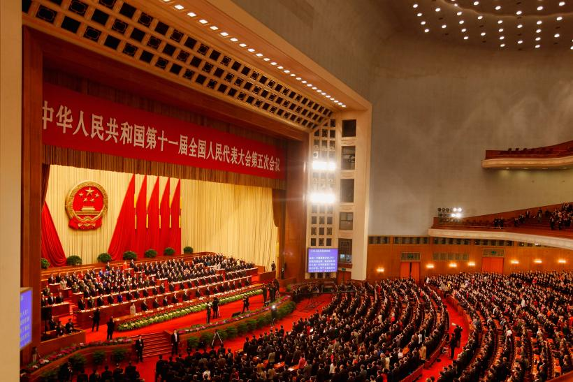 China military official booted from parliament in anti-graft drive