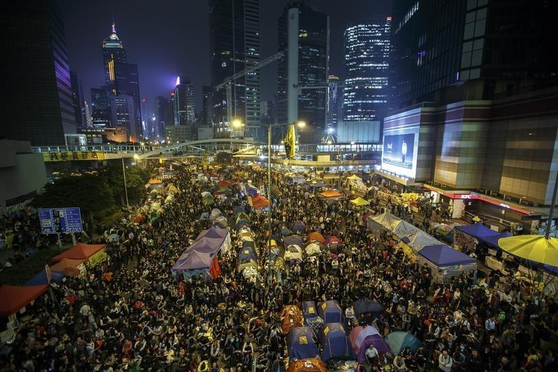 US Bill Links Hong Kong Economic Privileges To Autonomy