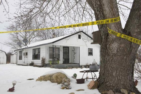 Missouri Shooting-Spree Killer Had History Of Drug, Firearms Offenses