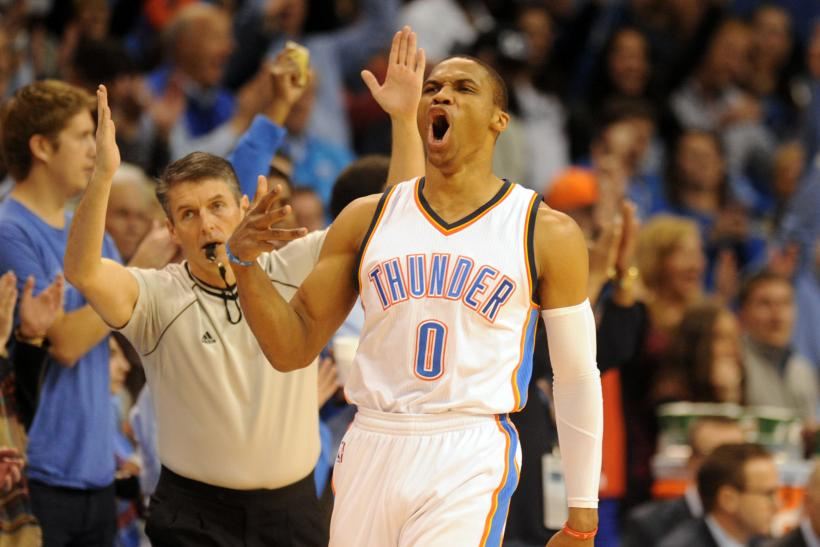 Russell Westbrook Injury News: Thunder Star Out Sunday, Will Be Re-Evaluated This Week