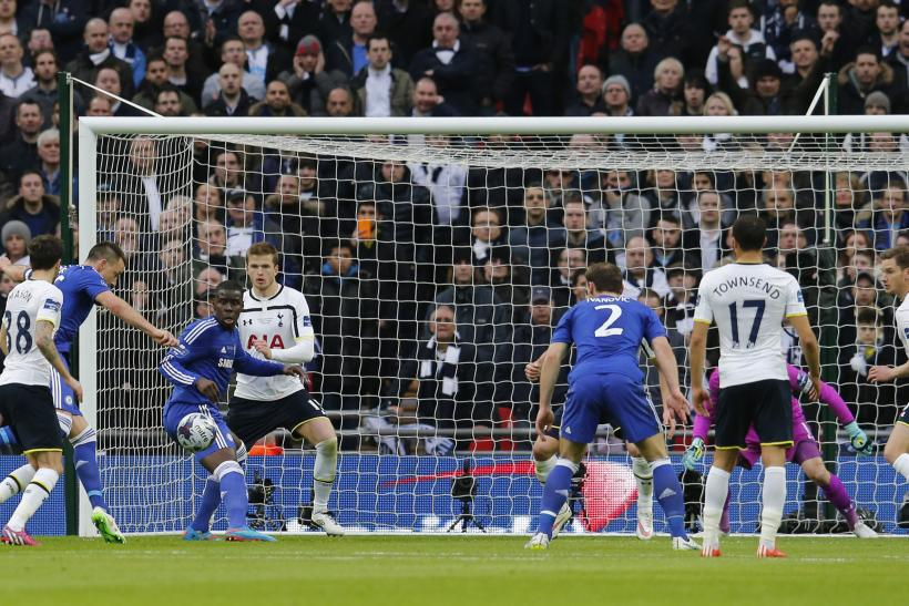 VIDEO Chelsea 2-0 Tottenham: Highlights, Goals; Chelsea Win Capital One Cup Final As Terry Scores To Boost Blues