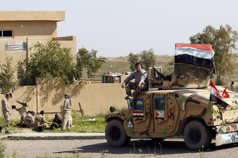 Tikrit Battle Against ISIS: 30,000 Fighters Mount Anti-Islamic State Offensive In Iraq