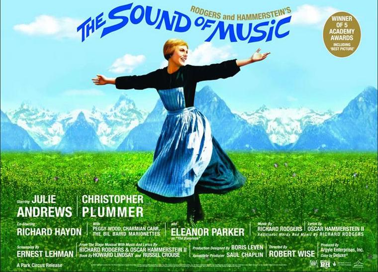 'Sound Of Music' Lyrics And Videos: 8 Songs To Celebrate The Movie's 50th Anniversary