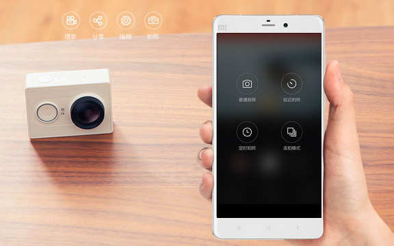 Xiaomi $64 Action Camera To Give GoPro Hero A Little Competition For Half The Price