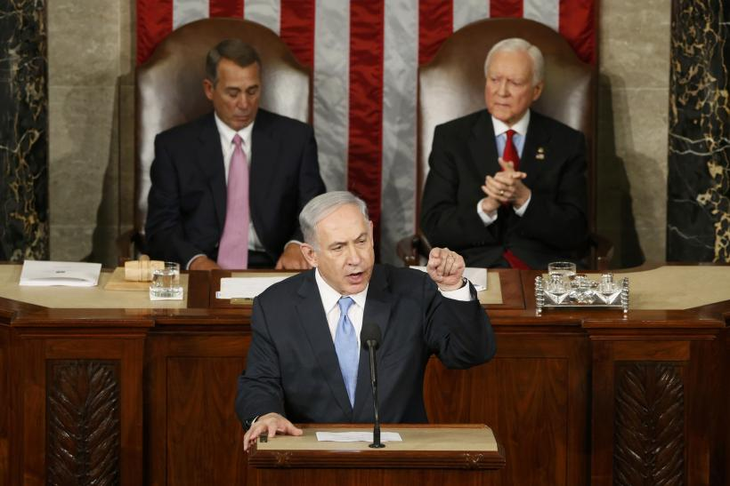 Nancy Pelosi Blasts Netanyahu Speech