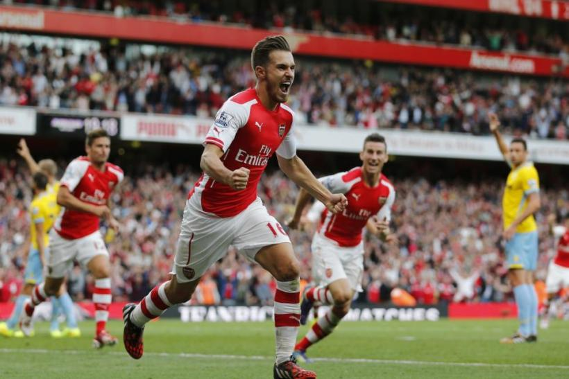 Arsenal Injury News: Ramsey, Coquelin Back? Wilshire, Flamini Status Before QPR Match