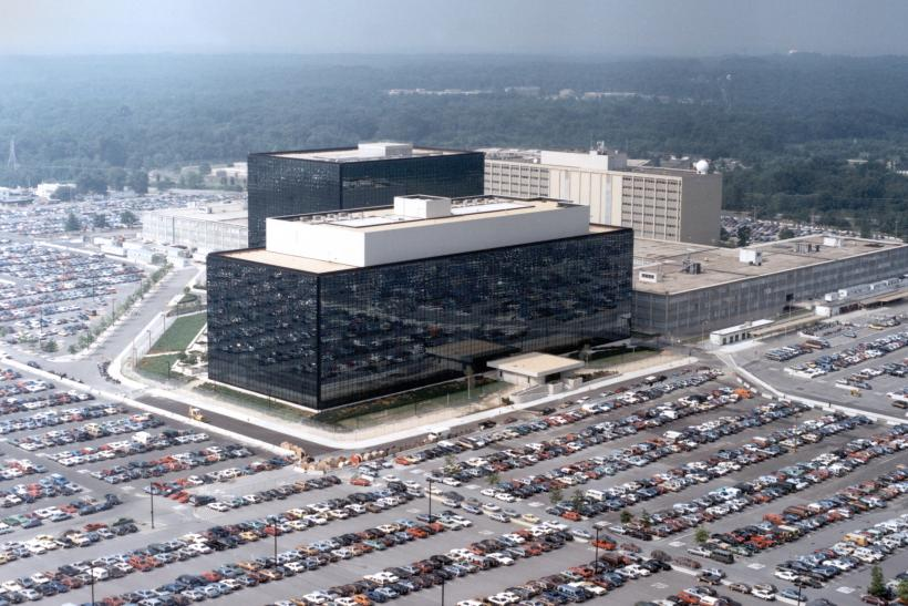 Suspect Held In Shooting At Maryland NSA Facility