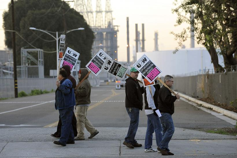 Refinery Strike: Tesoro Blames Steelworkers, Nurses, Occupy, Environmentalists For Calif. Baseball Woes