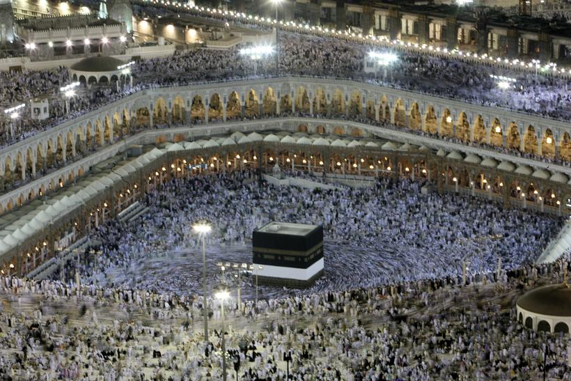 Saudi Arabia Arrests Man For Mecca Facebook Photo