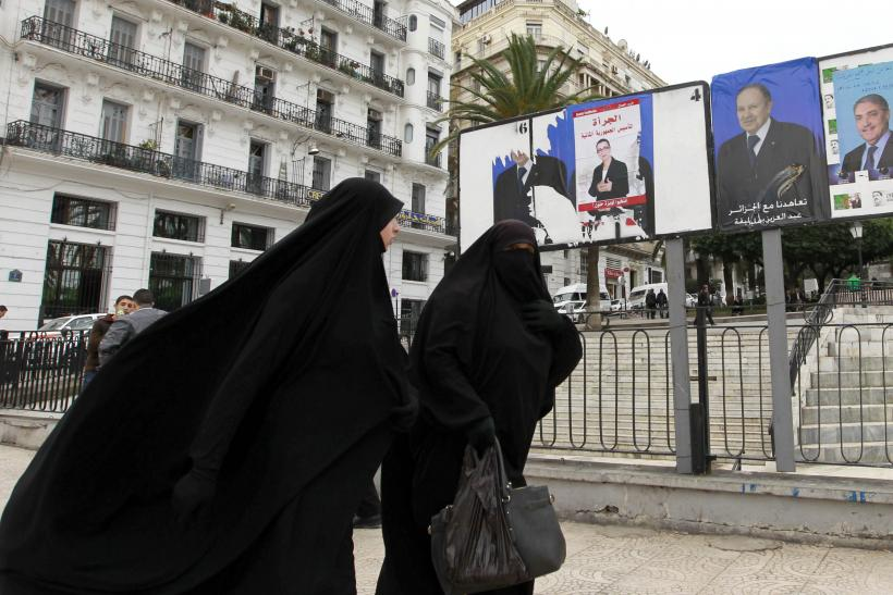 Human Rights Group Criticizes Algeria Anti-Violence Law