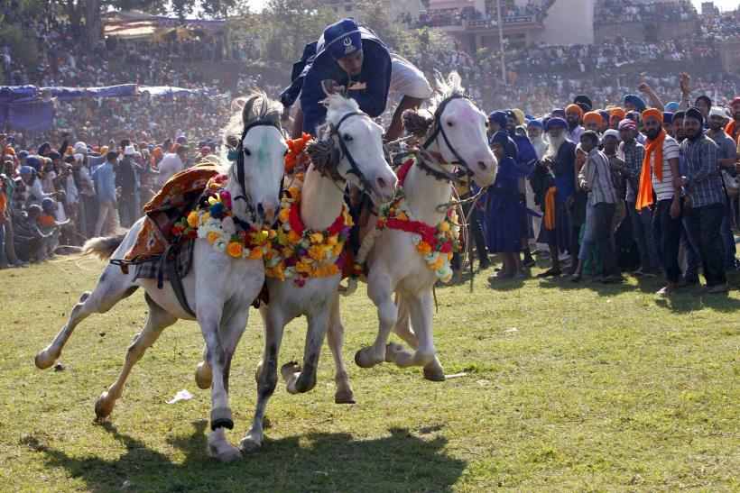 Hola Mohalla 2015: Facts, History, Rituals Surrounding The Sikh Festival