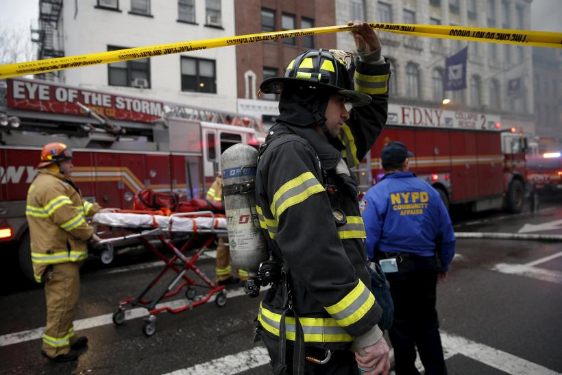 NYC Mayor De Blasio's Full Comments On East Village Building Explosion