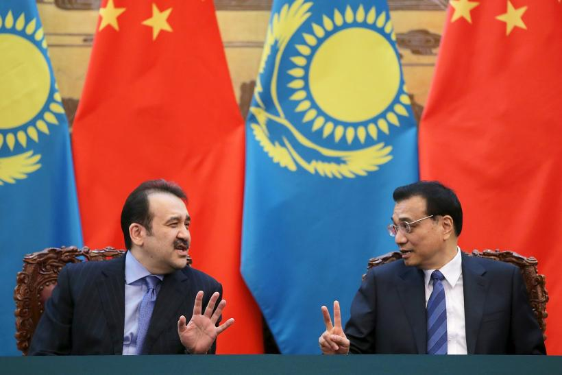 China And Kazakhstan Sign $23.6 Billion In Deals
