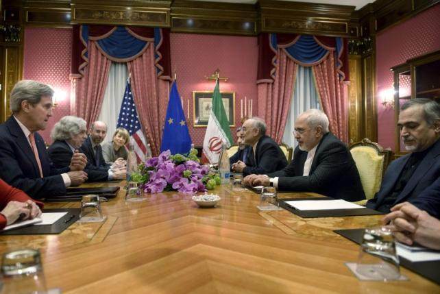 Tentative Accord On Iranian Nuclear Deal Appears Within Reach