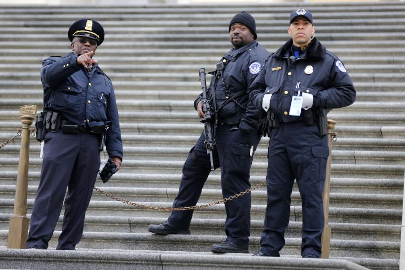 Officer-Involved Shooting In Washington DC Leaves One Injured