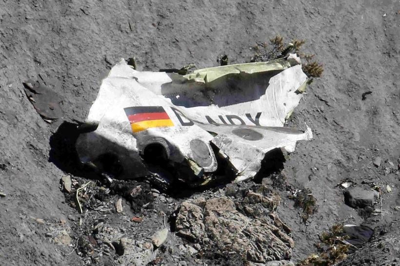 Germanwings black box recording transcript