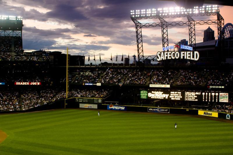 seattle mariners safeco field
