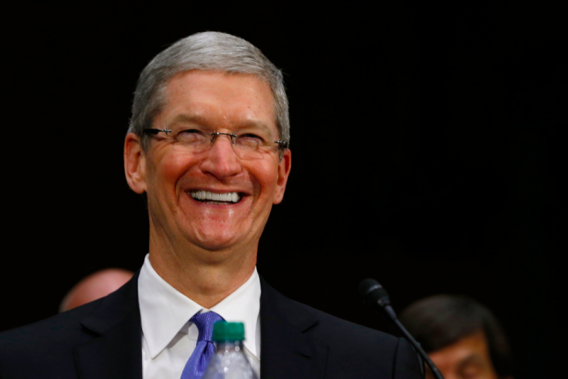 Apple CEO Opposes 'Religious Freedom' Laws