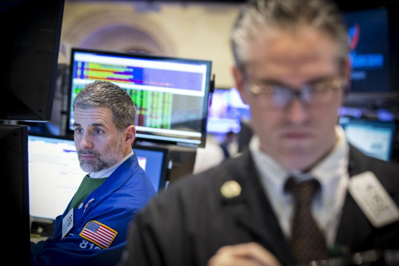 US Stocks Rally, Driven By Biotech M&A Activity