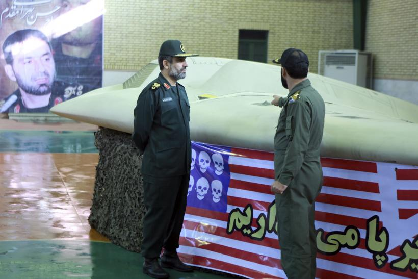 Iran Claims US Killed 2 Of Its Soldiers In Drone Strike