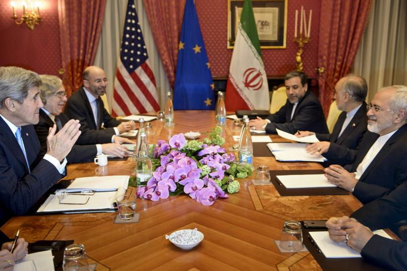Iran nuclear deal talks