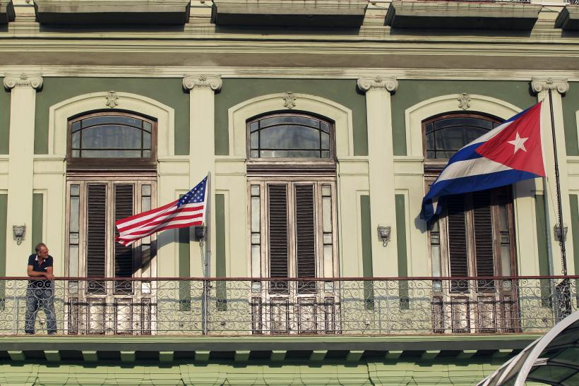 US, Cuba Prepare Human Rights Talks