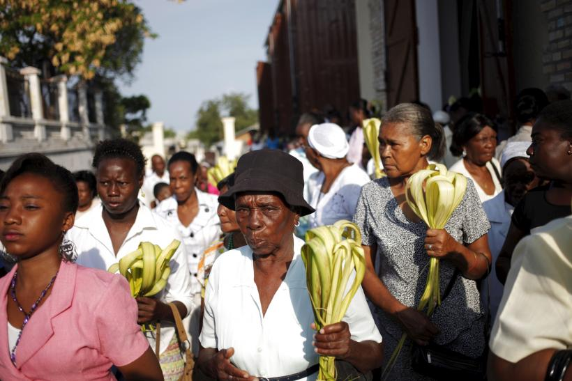 Haiti Catholic Attacks