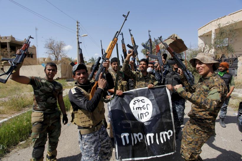 Iraqi Forces Drive ISIS Out Of Central Tikrit: Prime Minister