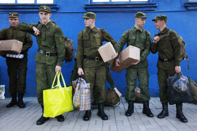 Russian Conscripts