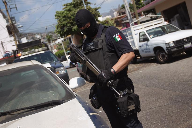 Gunfights And Roadblocks Rock Mexican City On US Border