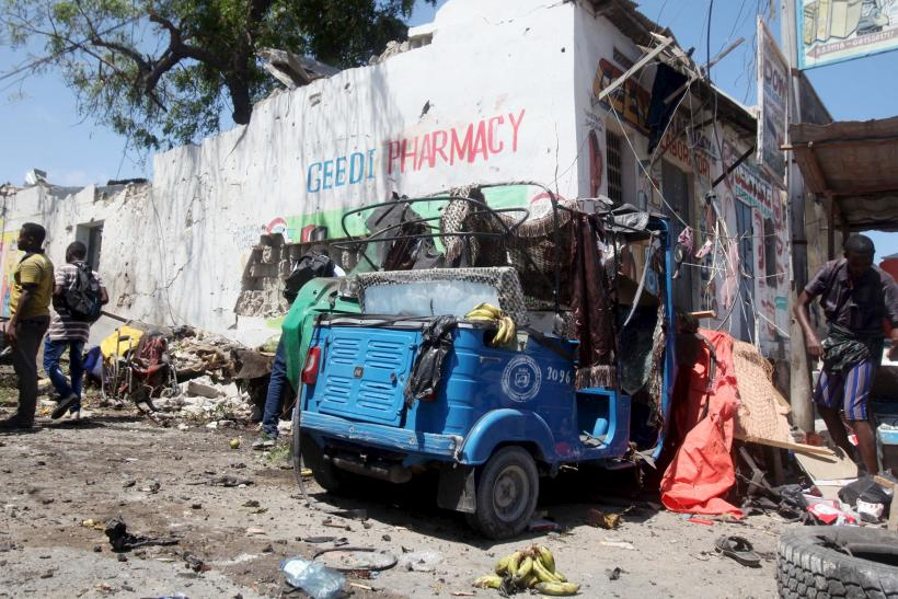 Al-Shabab Attacks African Union Peacekeepers In Somalia