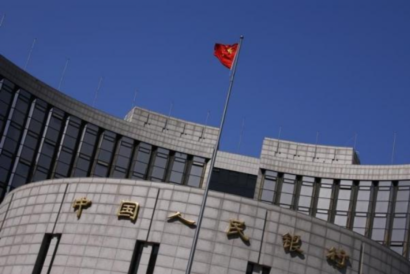 China's Central Bank Cuts Reserve Requirement To Combat Slowdown