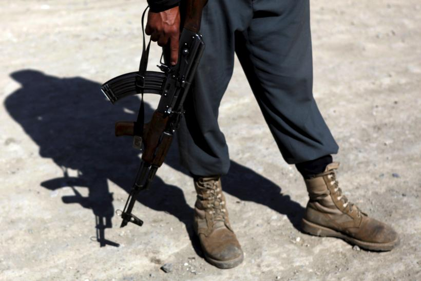 UN Finds Corruption In Afghan Police Oversight Division
