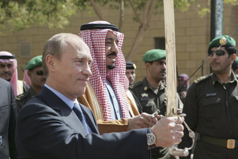 Putin Extends Invitation To Saudi King Salman: Report