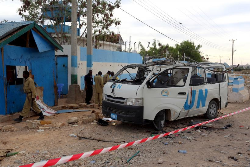 Somalia Car Bomb Kills At Least 3
