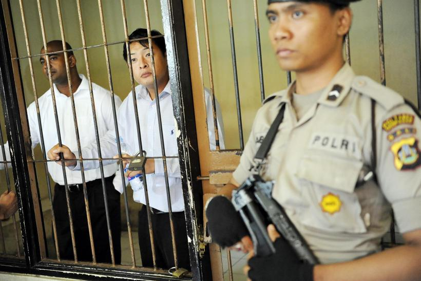 UN Head Asks Indonesia To Halt Death Sentences For Bali Nine