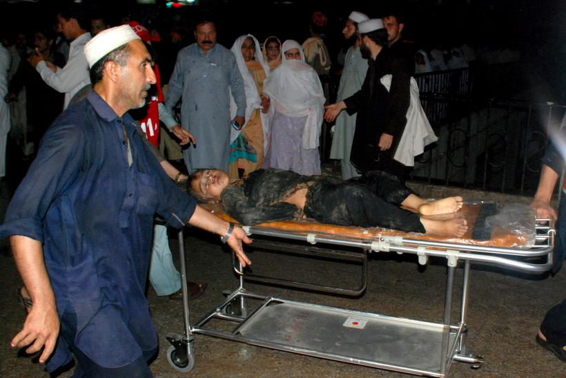 At Least 35 People Killed In Storms In Peshawar, Pakistan